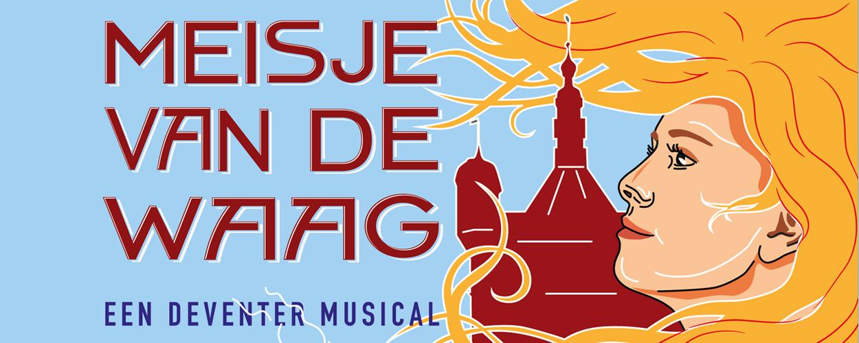 Audities: Deventer Schouwburg viert 150 jarig jubileum met stadsmusical