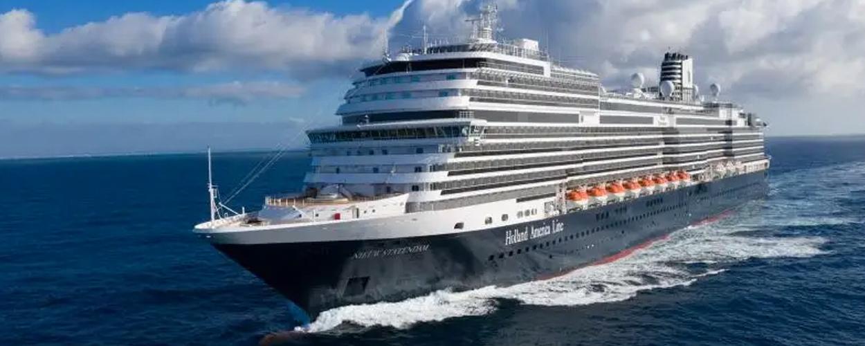 Nurlaila Karim en Tony Neef varen mee met de Musical Cruise 2020