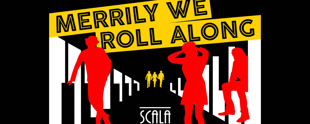 Audities: Merrily we roll along van Musicalvereniging Scala