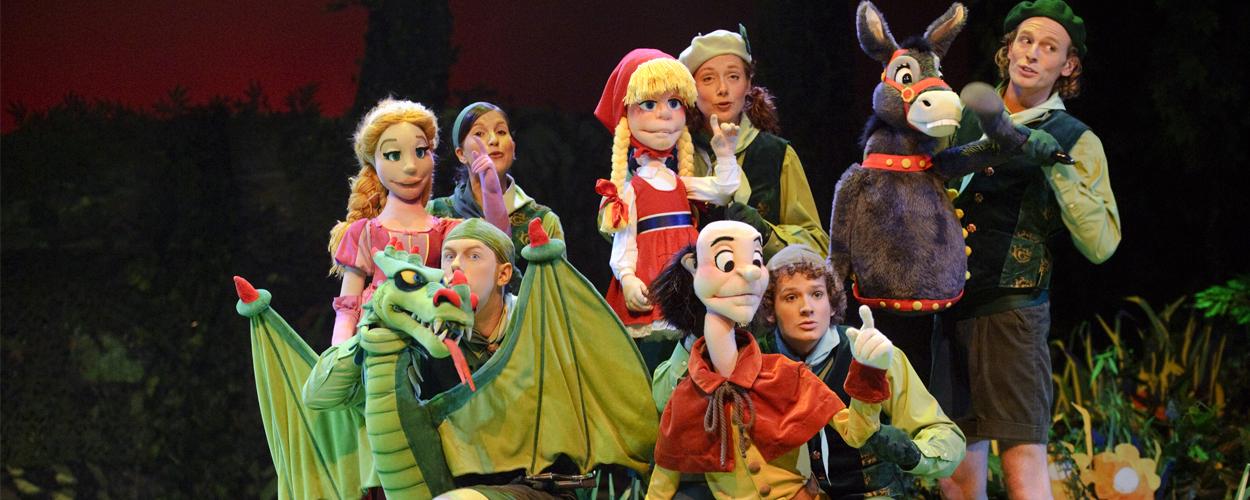 Efteling-musical Sprookjesboom opnieuw op tournee