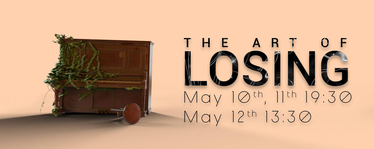 Volgende maand The Art of Losing van OnStage in Amsterdam