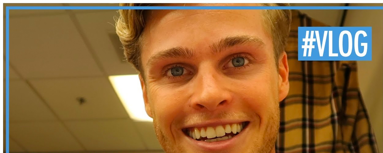 Vlog: Kaj van der Voort als Sky in Mamma Mia!