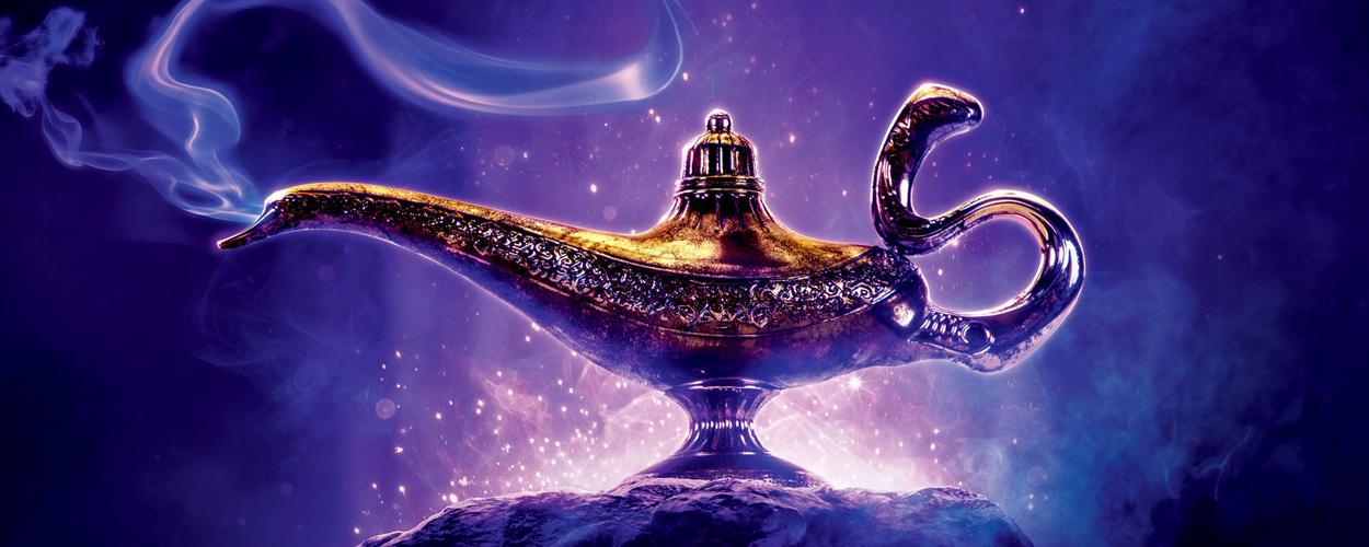 Aladdin nog steeds bovenaan in Nederlandse bioscooplijst