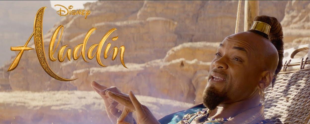 Twee nieuwe filmclips van live-action Aladdin