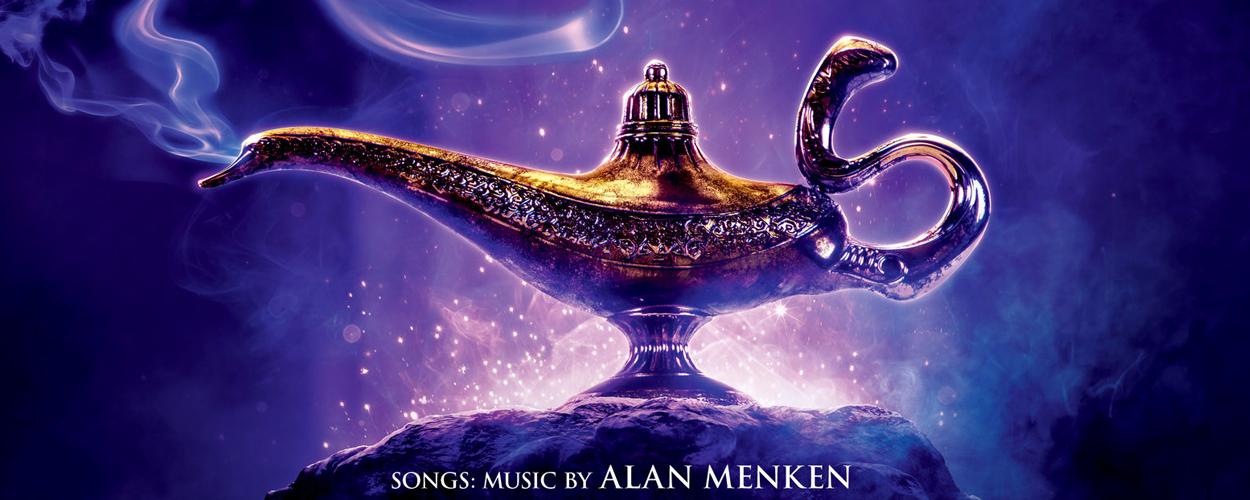 Soundtrack live-action Aladdin uitgebracht door Disney