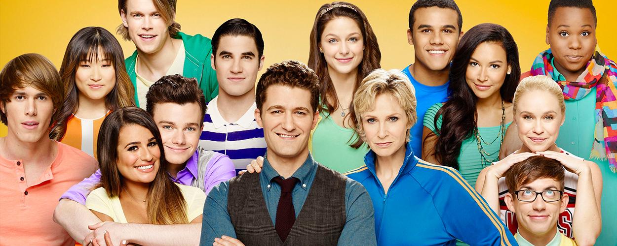 Alle seizoenen van Glee binnenkort op Netflix te zien
