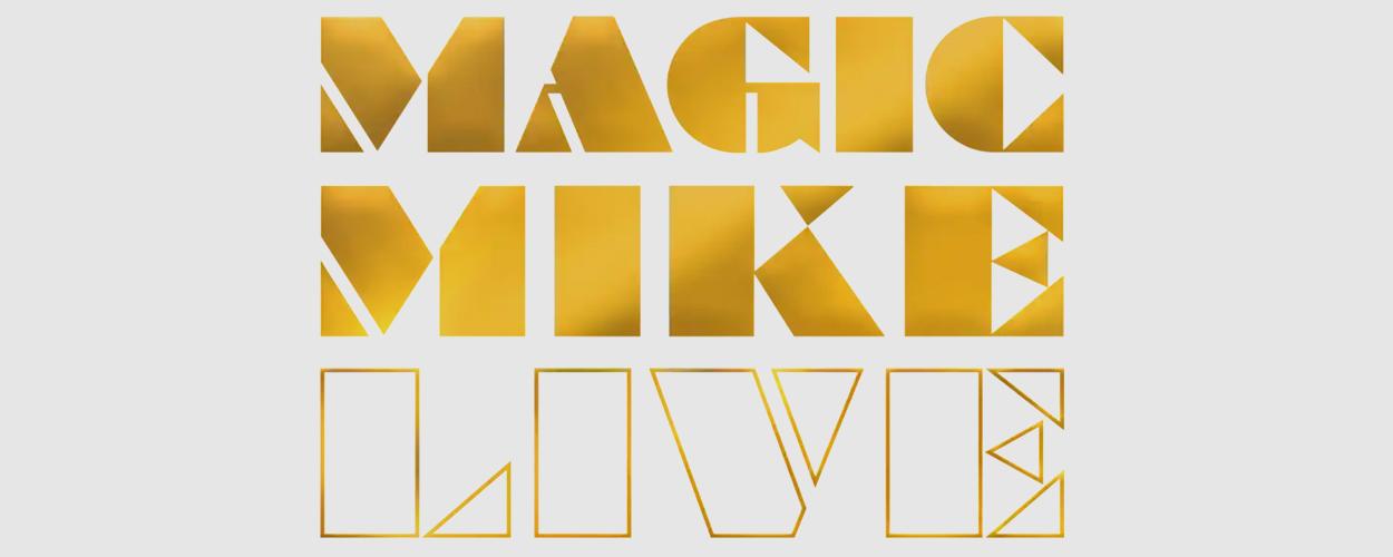 MediaLane brengt Magic Mike live naar Berlijn