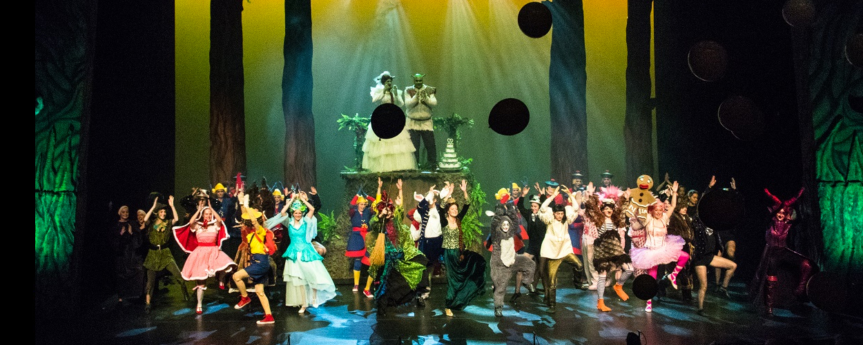 MUZT breekt records in Theater Sneek met Shrek de Musical