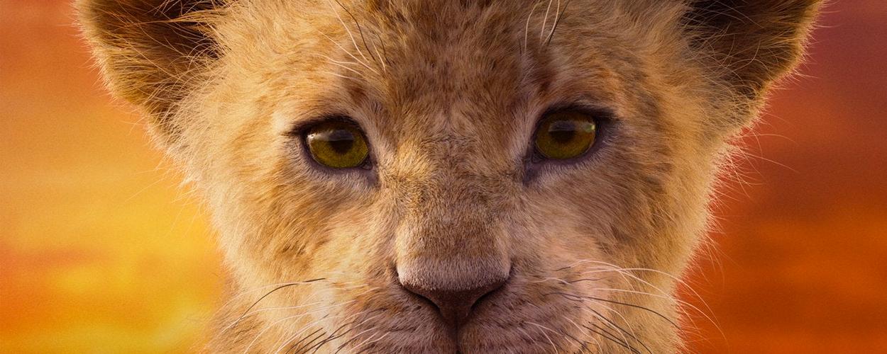 Nieuwe personage posters van The Lion King