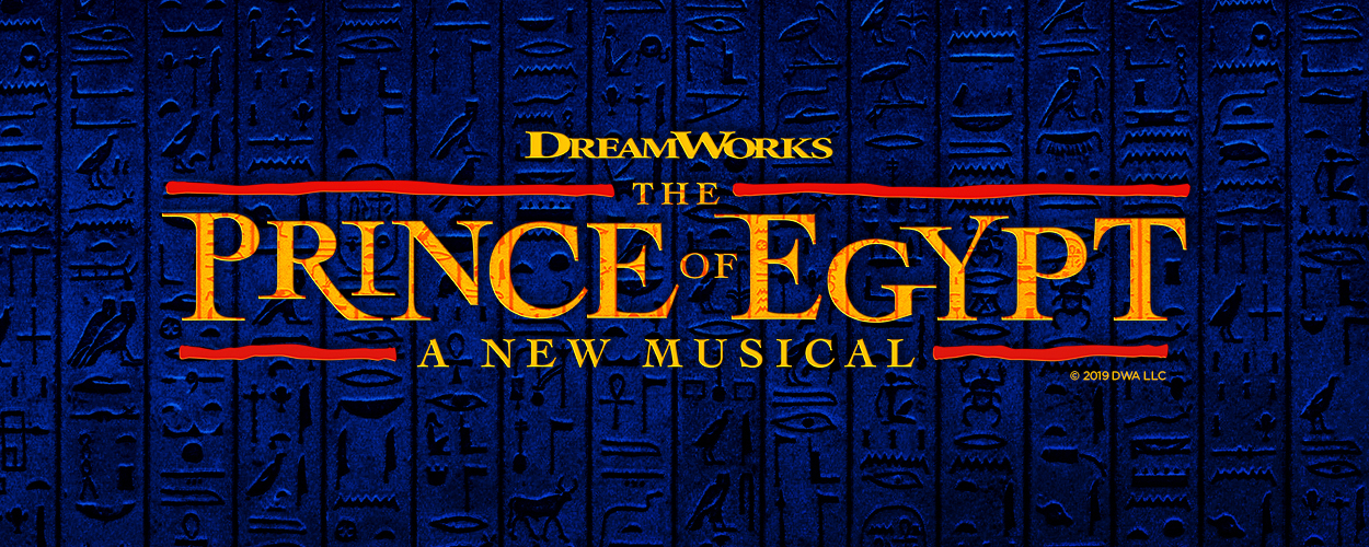 Trailer The Prince of Egypt op West End
