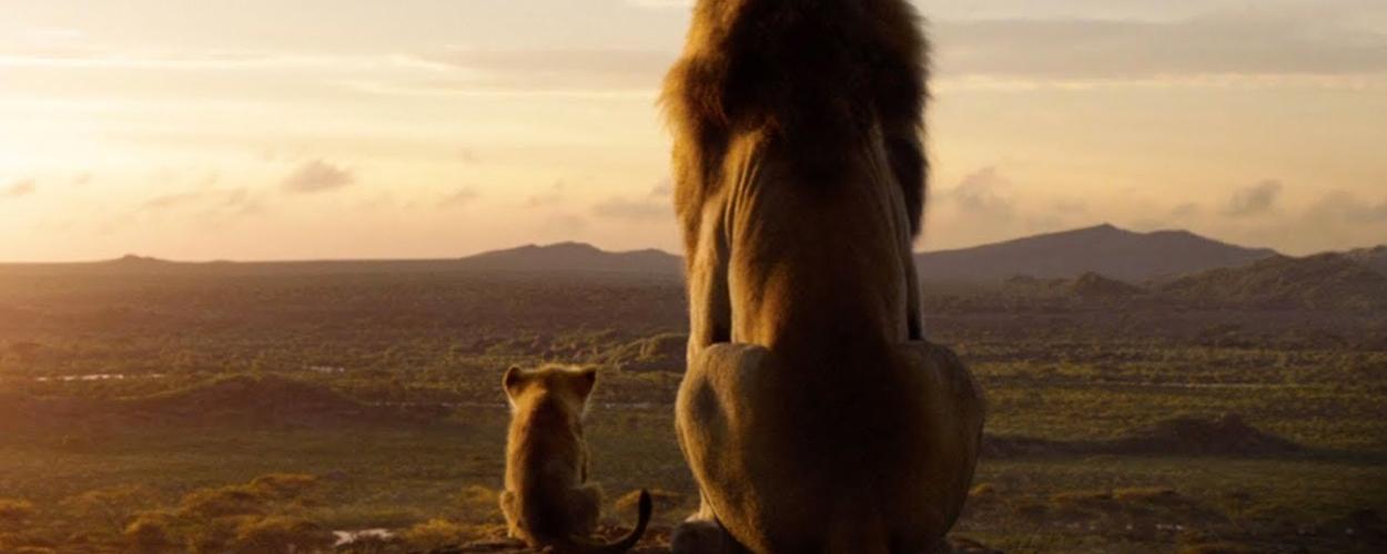 Nieuwe korte commercial voor The Lion King