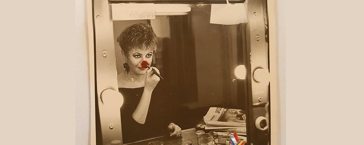 Vera Mann het theater in met eigen programma Goesting