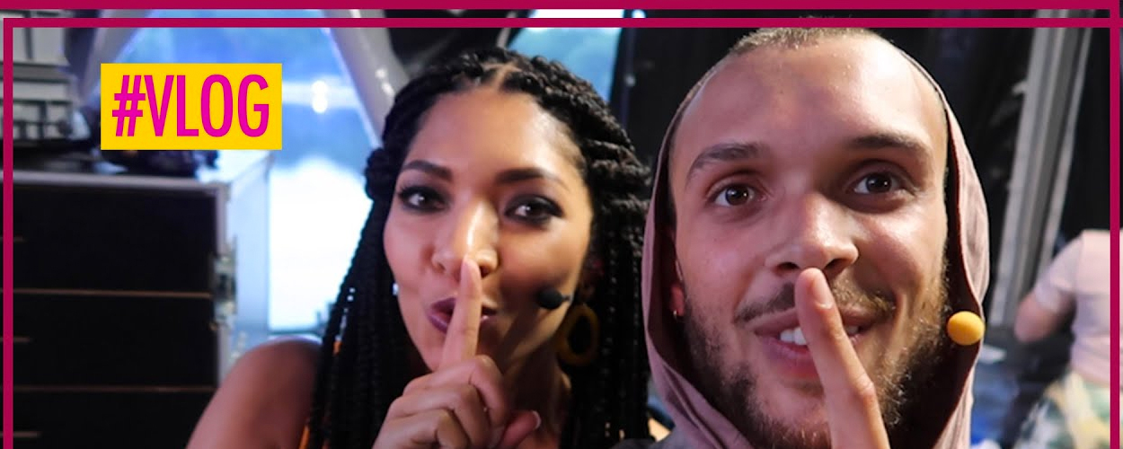 Vlog: Kijkje achter de schermen bij Aida in Concert
