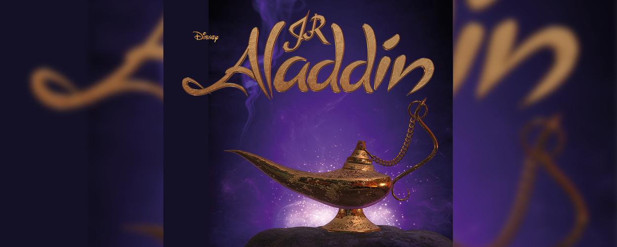 Dé JeugdTheaterSchool Haarlemmermeer speelt Aladdin in De Meerse