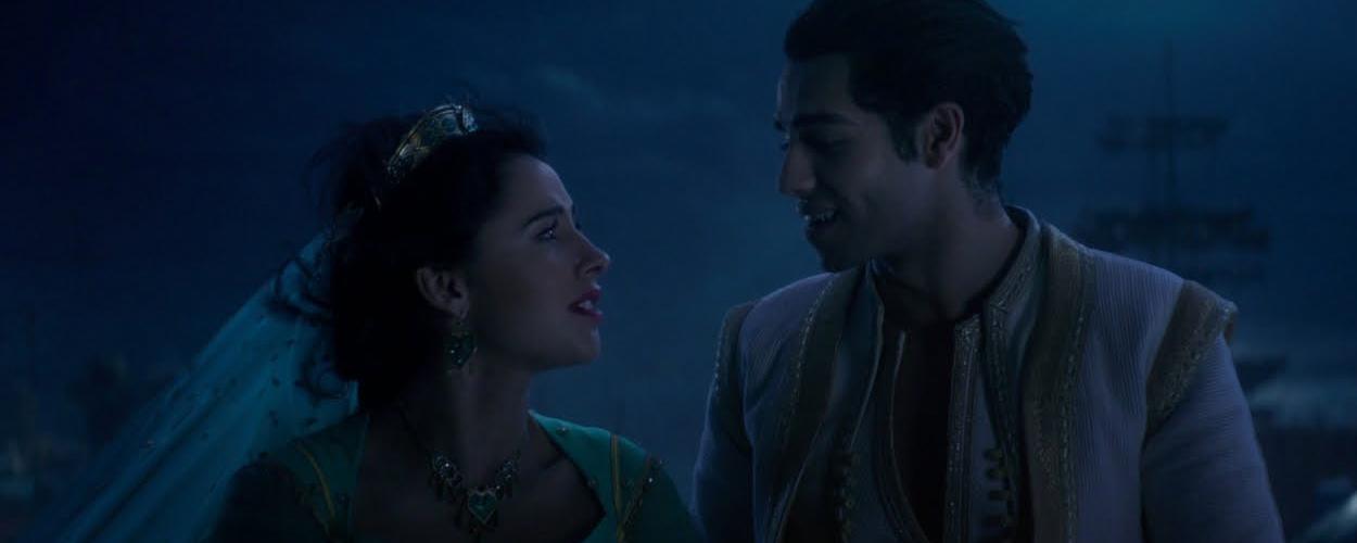 Bekijk volledige clip A Whole New World uit Aladdin