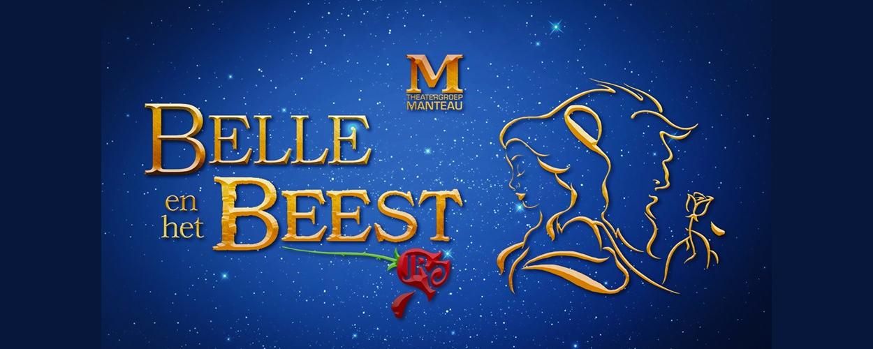 Audities: Belle en het Beest Jr van Theatergroep manteau uit Gorinchem