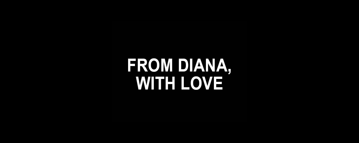 From Diana With Love