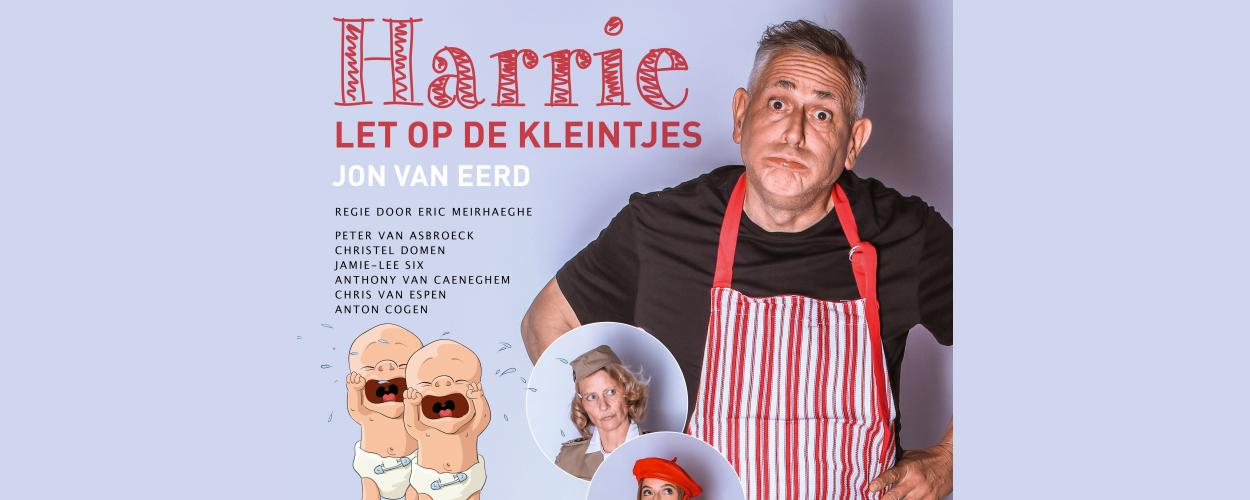 In februari Vlaamse versie van Harrie Let Op De Kleintjes