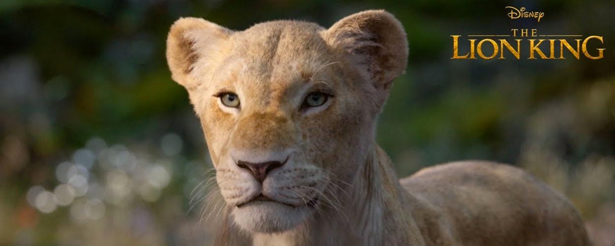 Beyonce voor het eerst te horen in nieuwe clip The Lion King