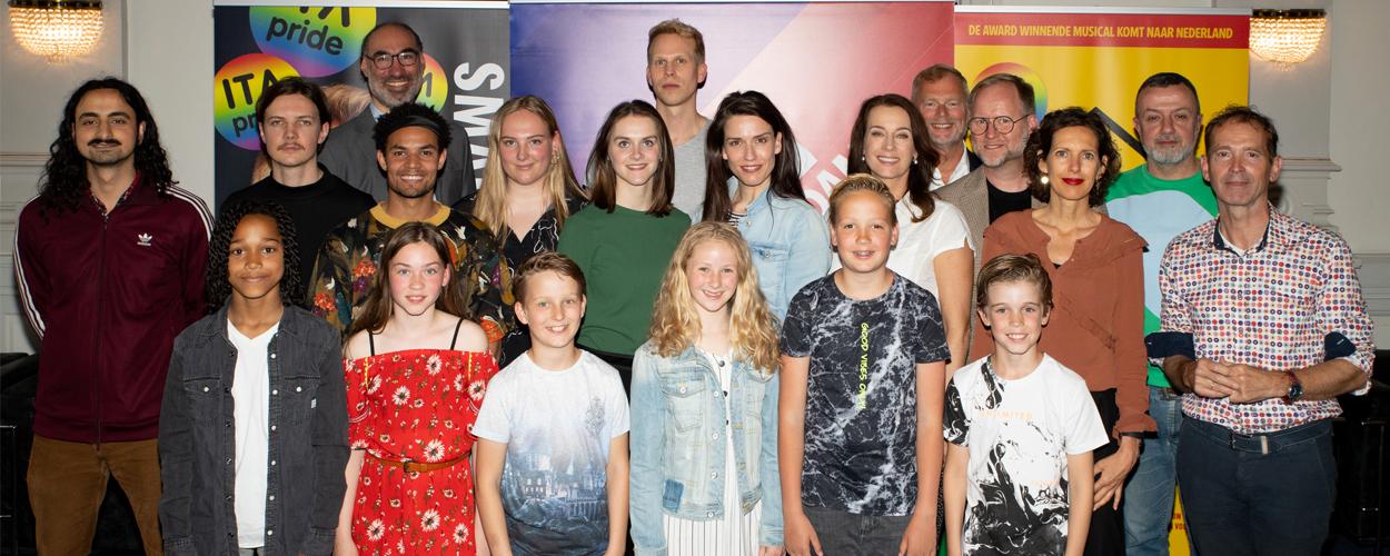 Zomerprogrammering ITA i.s.m. Pride Amsterdam gepresenteerd