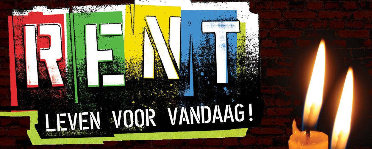Audities: Sterke zangers gezocht voor RENT – Zaandam