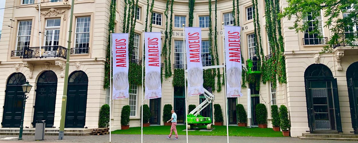 Koninklijke Schouwburg komt met spectaculair zomerterras