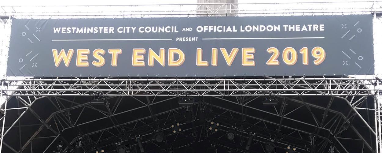 Terugkijken: Optredens op West End Live 2019