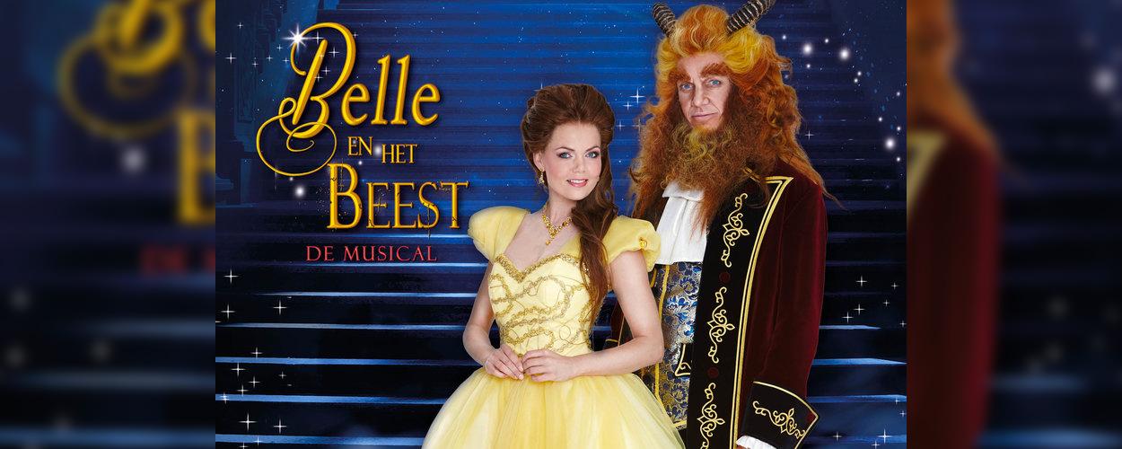 Van Hoorne brengt in seizoen 2020-2021 Belle en het Beest De Musical