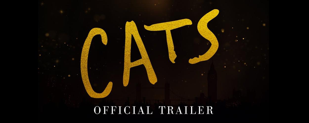 Officiële trailer voor nieuwe filmversie van Cats