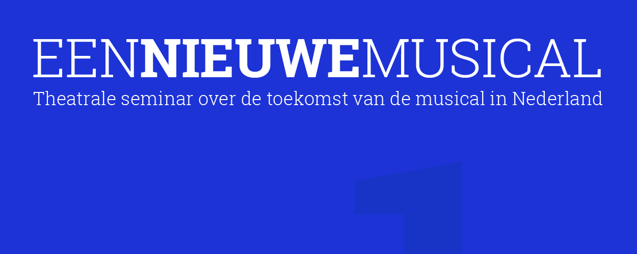 Theatrale seminar over toekomst van musical in Nederland