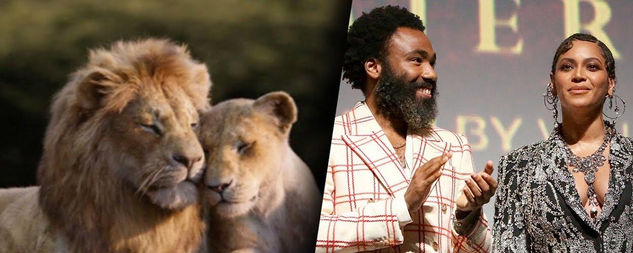 The Lion King Featurette: The Wild Cast