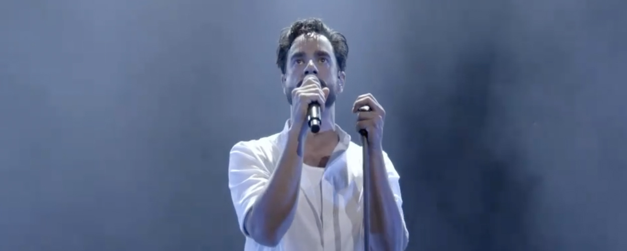 Video: Freek Bartels zingt Gethsemane uit Jesus Christ Superstar