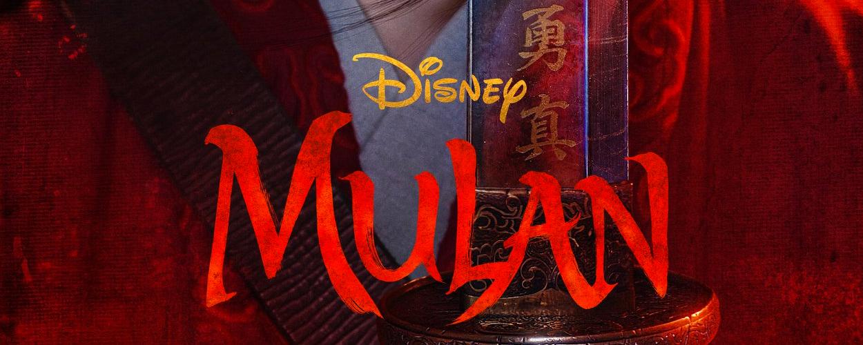 Bekijk nu de eerste trailer en filmposter van live-action Mulan