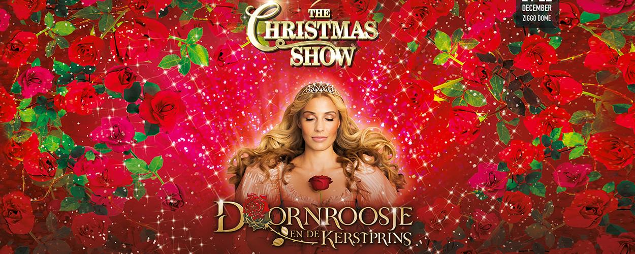 Jubileumeditie The Christmas Show dit jaar in het teken van Doornroosje