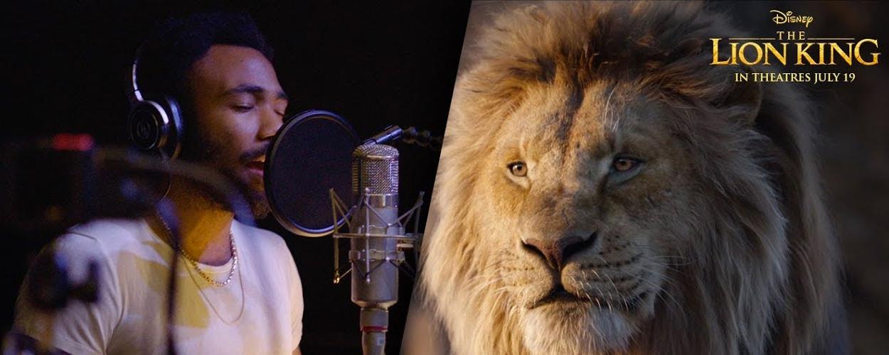 Een kijkje achter de schermen bij live-action The Lion King