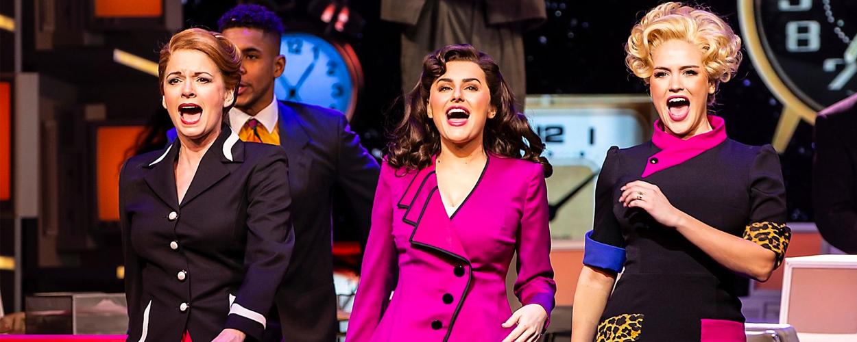 Recensie: 9 to 5 the Musical; vrouwen aan de top (4 sterren)
