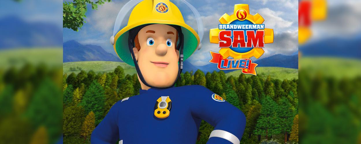 Brandweerman Sam Live! (2019)