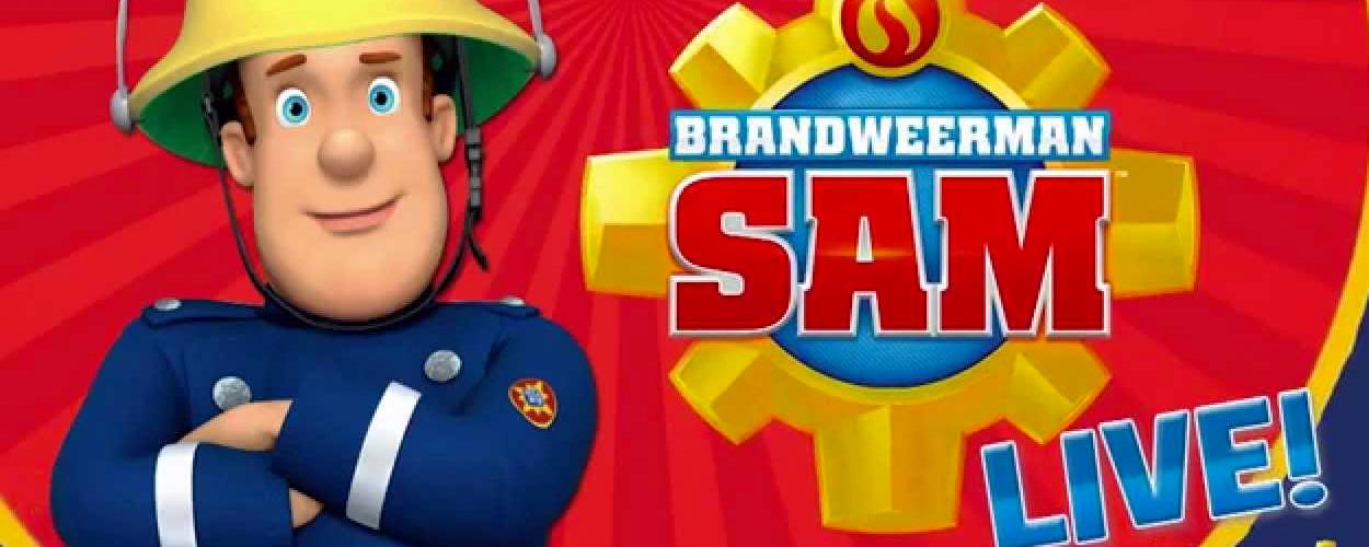 Brandweerman Sam Live! (2014)