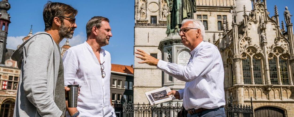Jan Schepens is understudy Daens