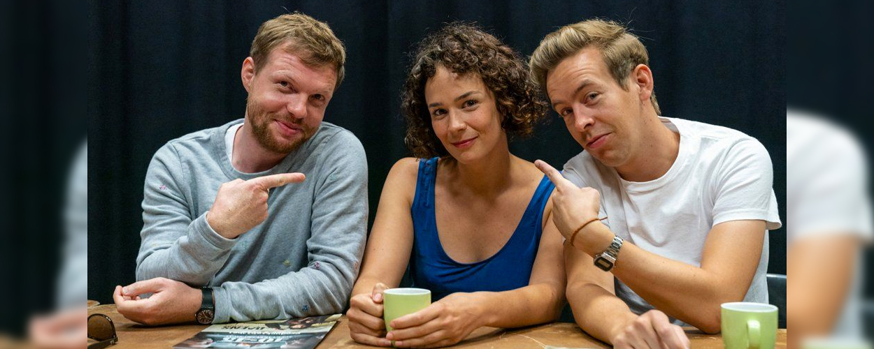 Daphne Wellens toegevoegd cast 40-45