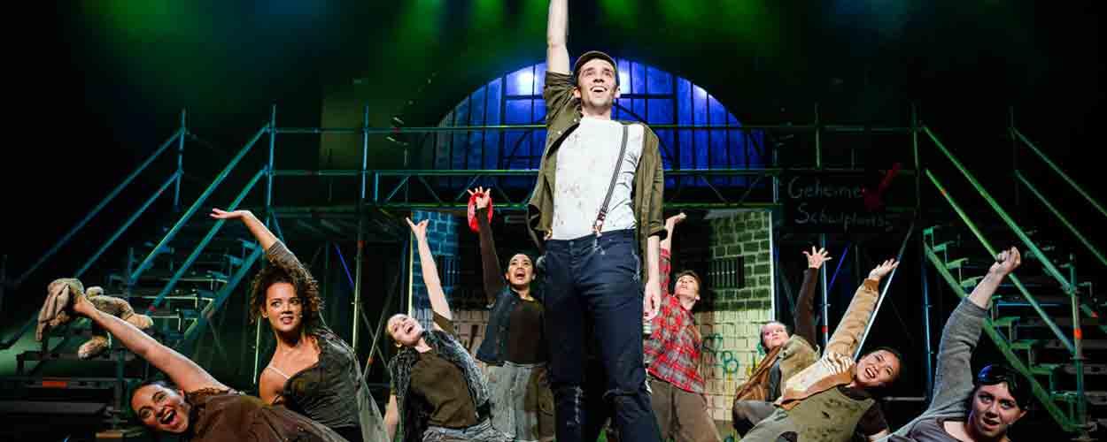 Audities: West Side Story van Dé JeugdTheaterSchool Haarlemmermeer