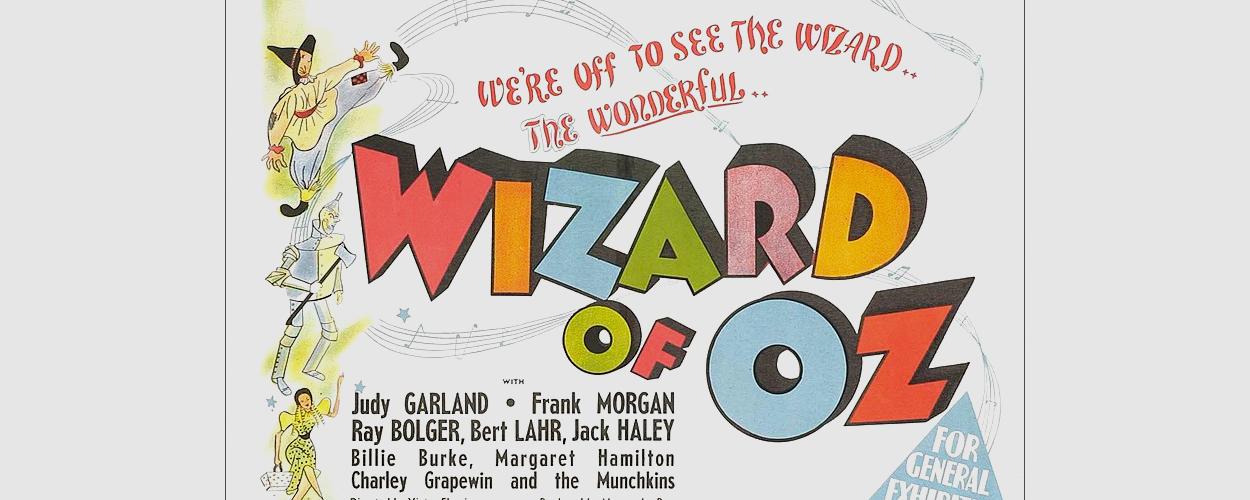 Wizard of Oz easter egg in zoekmachine van Google