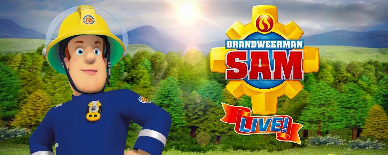 Trailer Brandweerman Sam Live! – Het Grote Kampeeravontuur