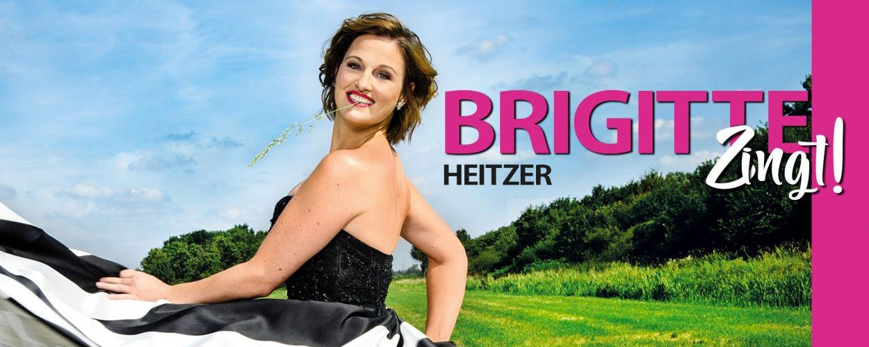 Eerste promo voor Brigitte Heitzer Zingt