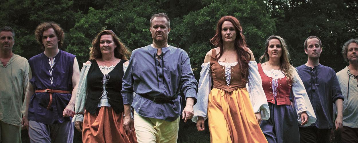 De Theaterrepubliek speelt de musical De man van La Mancha