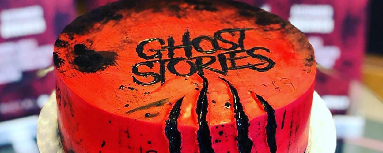 Repetities voor Ghost Stories begonnen