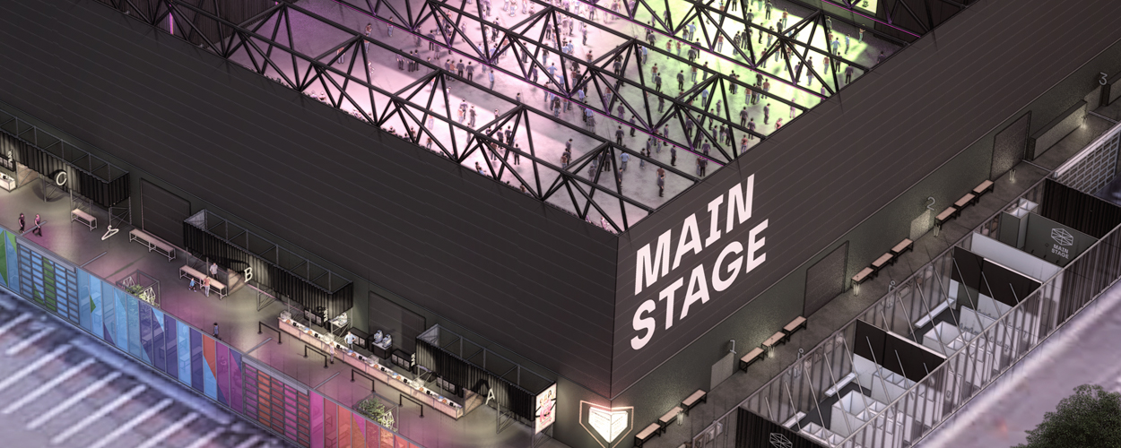 Brabanthallen introduceert nieuwe entertainmenthal Mainstage