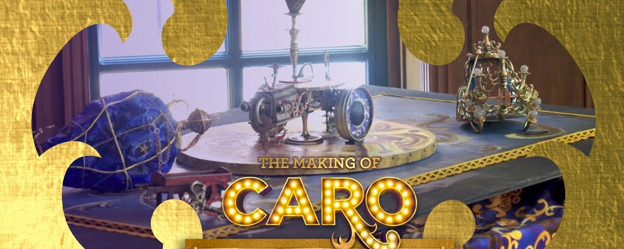 The Making of: CARO in het Efteling Theater #2