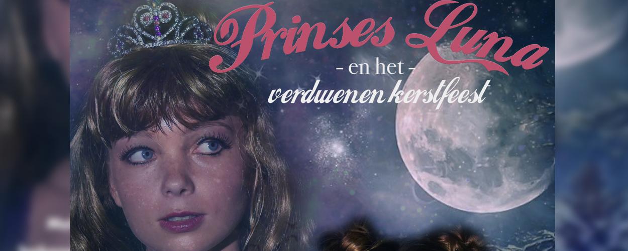 Prinses Luna en het verdwenen Kerstfeest in Wijdewormer