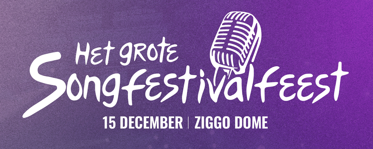 Getty Kaspers special guest bij Het Grote Songfestivalfeest